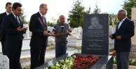 Erdoğan Neşet Ertaş'ı ziyaret etti