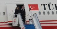 Cumhurbaşkanı Erdoğan Türkiye'ye döndü!