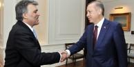 Erdoğan ve Gül'den sürpriz görüşme