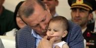 Erdoğan'dan Recep Tayyip'e büyük ilgi