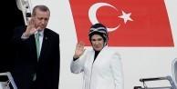 Erdoğan'dan bir ilk daha!