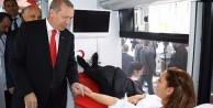 Erdoğan'dan anlamlı ziyaret