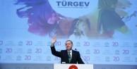 Erdoğan'dan TÜRGEV açıklaması