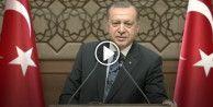 Cumhurbaşkanı Erdoğan'ı duygulandıran anı