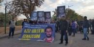 Saray'a yürüyen ODTÜ'lülere müdahale!
