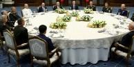 Cumhurbaşkanlığı'nda özel davet