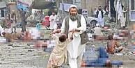 DAEŞ, Afganistan'ı kana buladı: 33 ölü