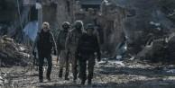 Dağ kadrosundan gelen teröristler çembere alındı