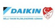 Daikin, Türk Milli Futbol Takımı'nın  İklimlendirme Sponsoru oldu