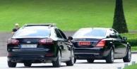 Davutoğlu, Milli Savunma Bakanı ile görüştü