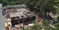 Roma mezarlarının bulunduğu alan açık hava müzesi olacak