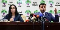 Demirtaş ve Yüksekdağ'dan 'Can Dündar' açıklaması