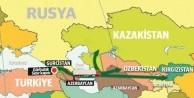 Diktatör kalıntıları Türk TIR'larını geçirmiyor
