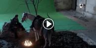 Diriliş'in arka planında kullanılan müthiş görsel efektler