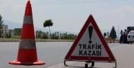 Diyarbakır'da trafik kazası: 3 kişi yaralı