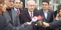 Doktorlar Kemal Kılıçdaroğlu'nu Baykal ile görüştürmedi