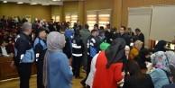 Dönüş yolundaki Suriyeliler kuyruk oluşturdu!