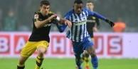 Dortmund puanı zor kurtardı