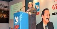 DSP seçim vaatlerinde CHP ile yarışıyor