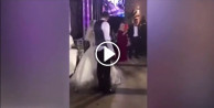 Düğünde inanılmaz olay! Gelini ölümden...