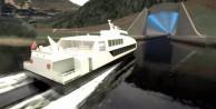 Dünyada bir ilk; 'Gemi Tüneli'