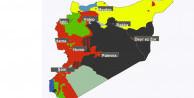 Dünyada ilk haber… Türkiye sınırında yeni harita!