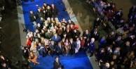 Dünyanın en büyük selfie çubuğu - (Video)