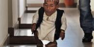 Dünyanın en kısa adamı öldü