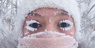 Dünyanın en soğuk yeri, hava sıcaklığı...