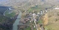Düzce'de 150 yıllık Dokuzdeğirmen köyü taşınıyor