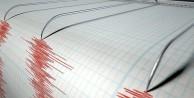 Ege Denizi'nde 4,1 büyüklüğünde deprem meydana geldi