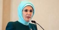 Emine Erdoğan'dan kritik ziyaret