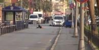 Emniyet'e saldıran terörist yakalandı!