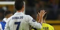 Emre Mor ve Ronaldo sosyal medyayı salladı!