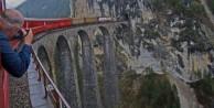 En garip tren yolları - FOTO