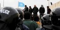 PKK'lılar gazetecilere saldırdı