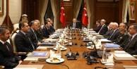 Erdoğan başkanlığındaki güvenlik zirvesi başladı