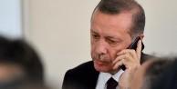Erdoğan liderlerle telefonda görüştü