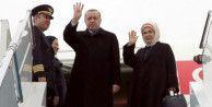 Erdoğan o ülkeye gitti
