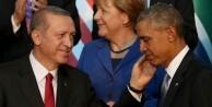Erdoğan - Obama görüşmesi başladı
