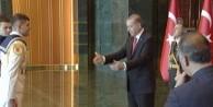 Erdoğan'dan askere uyarı - VIDEO