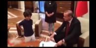 Erdoğan'dan Fatiha Suresi talimi - VIDEO