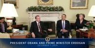 Erdoğan'dan Obama'ya beden dili ayarı