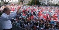 Erdoğan'ın yarınki mitingi ertelendi!