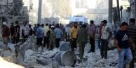 Esad rejiminden yine vakumlu bombalı saldırı!