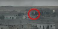 Esed askerleri böyle vuruldu (video)