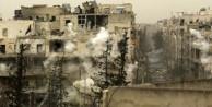 Esed güçlerinden Idlib'te füze saldırısı