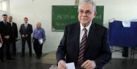 Eski Yunanistan Başbakanına saldırı