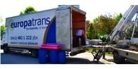 Europa Trans evden eve nakliyat profesyonel taşımacılık
