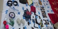 Eylem hazırlığındayken yakalanan teröristler tutuklandı